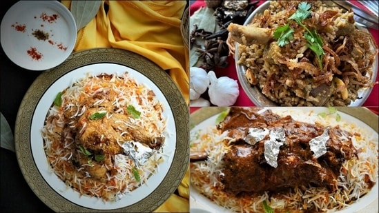 If biryani is your bae, try these mutton and chicken biryani recipes inside(Marriott International)
