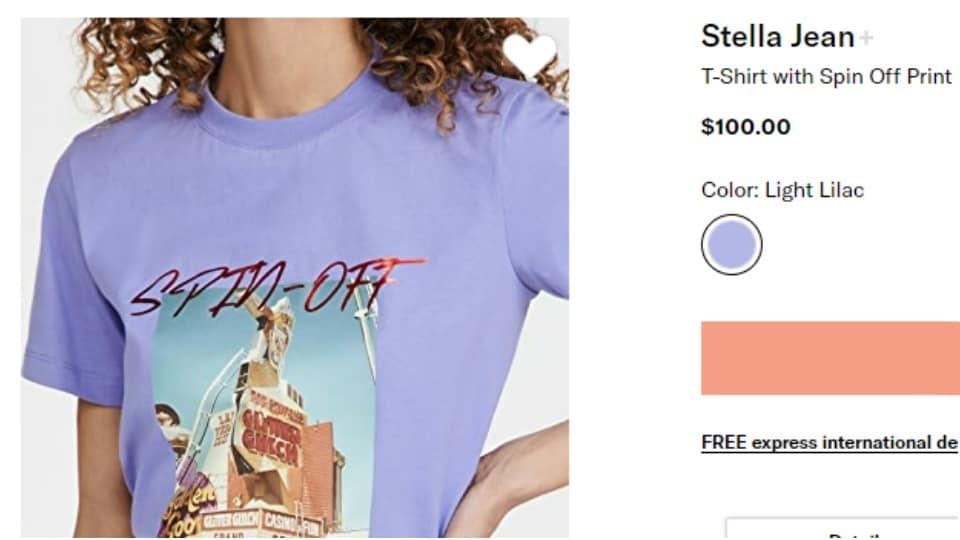 Katrina's Stella Jean top(shopbop.com)