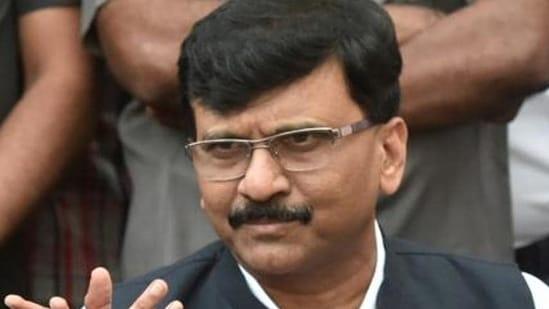 Shiv Sena MP Sanjay Raut (File Photo)