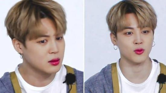 BTS member Jimin talks about performing sans fans.