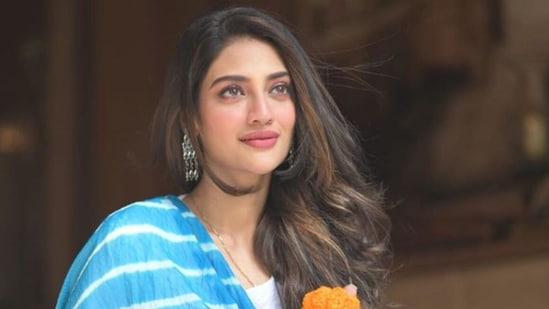 Nusrat Jahan welcomed her first baby on Thursday.