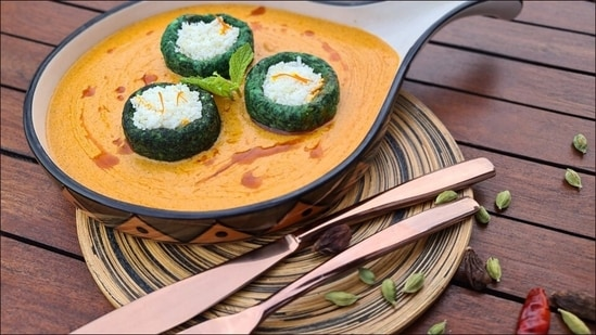 Recipe: Let sunehri anjeer and palak kofta curry be a yummy treat to your taste buds(Chef Hari Ballabh Singh from Ozen Reserve Bolifushi)