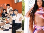 BTS and Megan Thee Stallion have collaborated on Butter remix.
