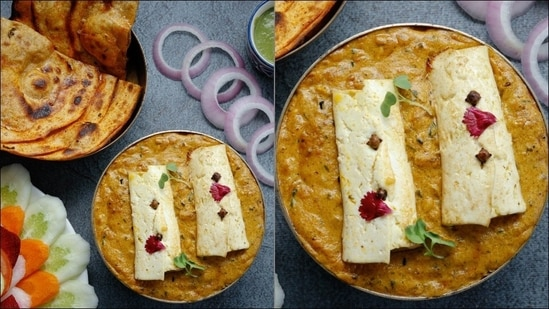 Recipe: Move over sweet lavang lata and try this Paneer Laung Lata for dinner(Masaledaar Modern India Kitchen)