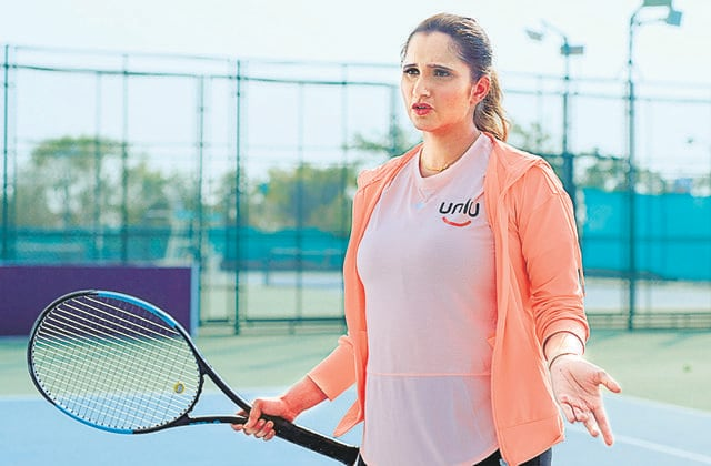 """Taking Sania Mirza's masterclass gave 22-year-old Shreya Gulyani the motivation she'd been lacking to sign up for a tennis lesson. """"She said you cannot expect to win every match, but you have to keep working on improving your game,"""" says Gulyani."""