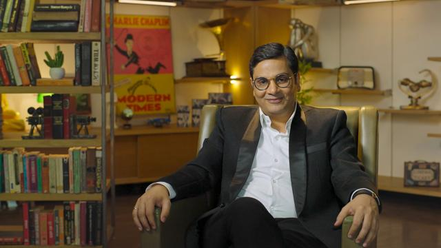 """The masterclass by casting director Mukesh Chhabra gave aspiring actor Shaan Singh Madan a different perspective on breaking into industry. """"Here is the country's top casting director who was also an outsider in the industry, sharing his journey, demystifying and simplifying the casting process,"""" Madan says."""