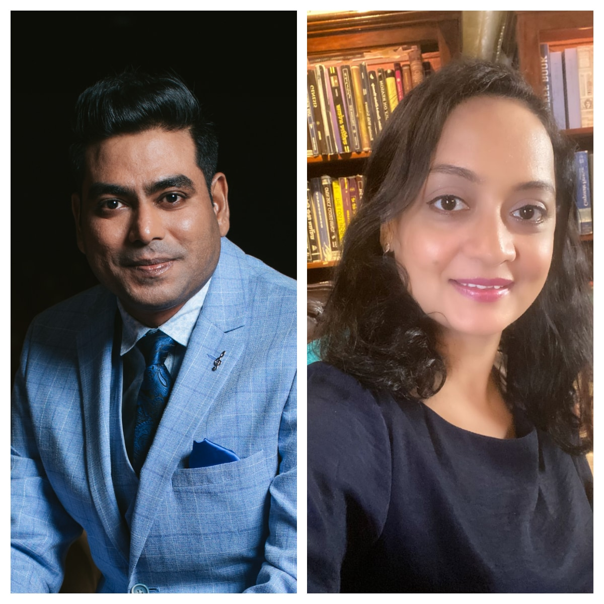 """""""We choose celebrities who are passionate about their work, legends in the domain and have the inclination to teach,"""" says Siddharth Prabhakar, who founded Celebrity School with Hema Rukadikar."""