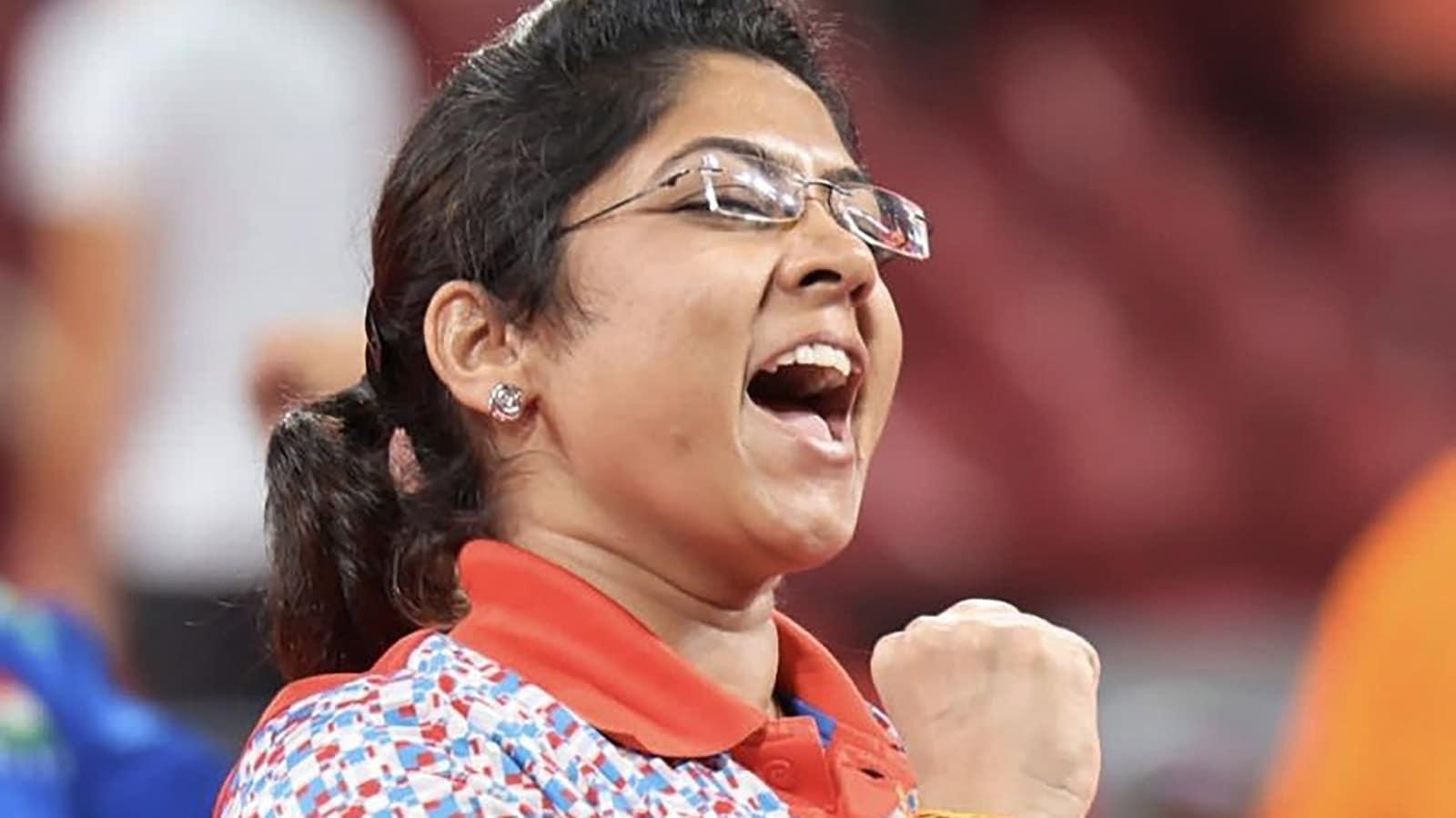 Bhavinaben Patel Claimed Silver in Paralympics 2020: School Megamart 2021