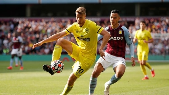 Villa and Brentford play out feisty 1-1 draw(Action Images via Reuters)