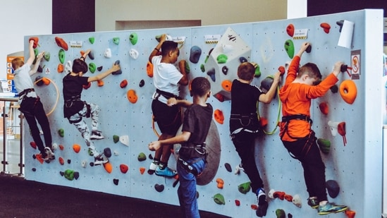 Physical activity in children can be improved through 'exergames'? This is what study says(Unsplash)