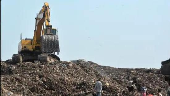 Deonar is one of Asia's largest dumping grounds and is probably its oldest too. (HT File)