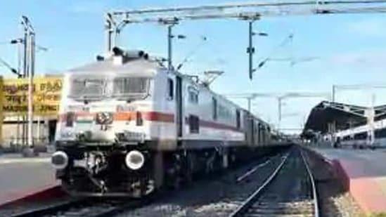 Madurai Junction railway station (File Photo)