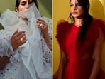 In the stills, Priyanka Chopra can be seen donning different coloured outfits. The 'Baywatch' actor looked drop-dead gorgeous as always in jaw-dropping ensembles. Check out her latest snaps here.(Instagram/@priyankachopra)