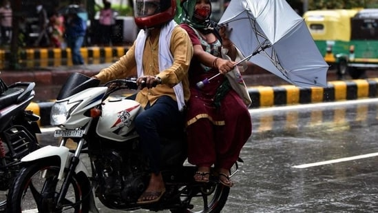 IMD forecast normal rain in August over the country as a whole at 94% to 106% of LPA, but got this wrong. (File photo)