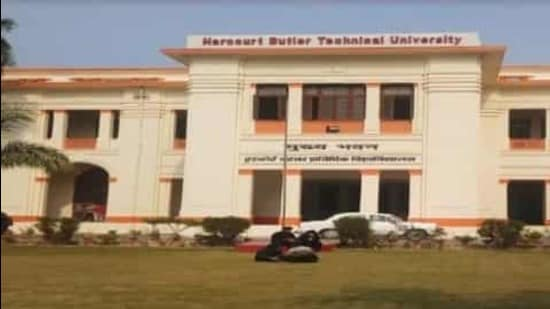 HBTU KANPUR – Harcourt Butler Technical University is among three technical universities in UP. The others are Dr APJ Abdul Kalam Technical University and Madan Mohan Malaviya University of Technology, Gorakhpur. (File photo)