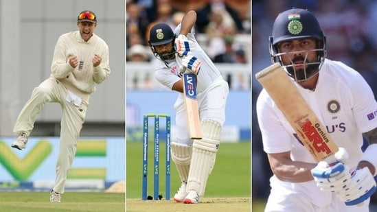 Joe Root becomes No.1; Rohit overtakes Kohli to grab 5th spot(HT Collage)