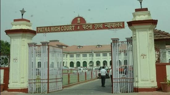 In 2019, alarmed by the growing pendency, the Patna high court asked the state for a plan to dispose of these excise-related cases. (HT Photo)