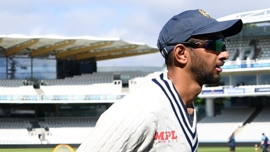 Prasidh Krishna added to India's squad for fourth Test against England