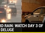 Delhi inundated after record rain; waterlogging woes, traffic snarls overwhelm city