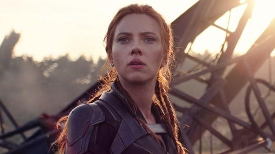 Black Widow movie review: Scarlett Johansson in a still from her final Marvel Cinematic Universe film.