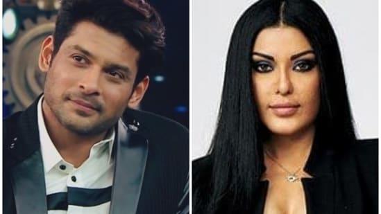 Sidharth Shukla and Koena Mitra were contestants on Bigg Boss 13.