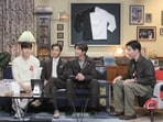 Peakboy, in an exclusive chat with Hindustan Times, talks about working with BTS singer V, Park Seo-joon, Choi Woo-shik and Park Hyung-sik on Gyopo Hairstyle.