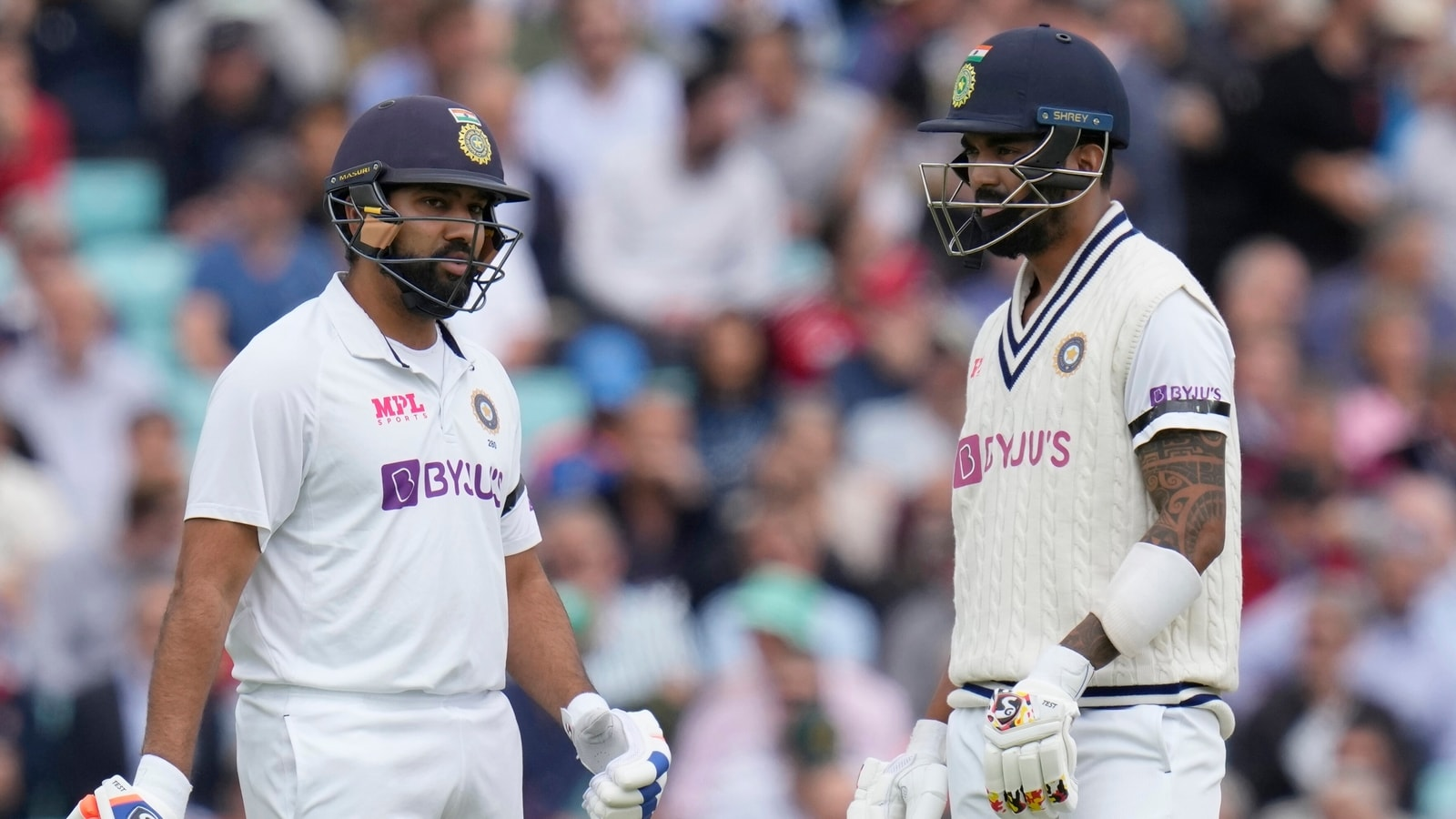 India vs England Highlights, 4th Test, Day 2: Rohit, Rahul safely take India to 43/0 at stumps, trail by 56 runs