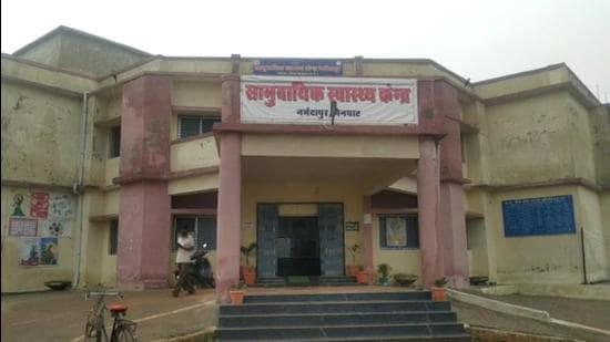 The Narmadapur community health centre in Chhattisgarh.
