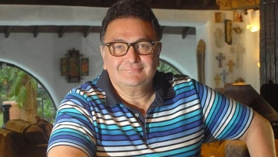 Actor Rishi Kapoor died on April 30 last year after a prolonged illness.