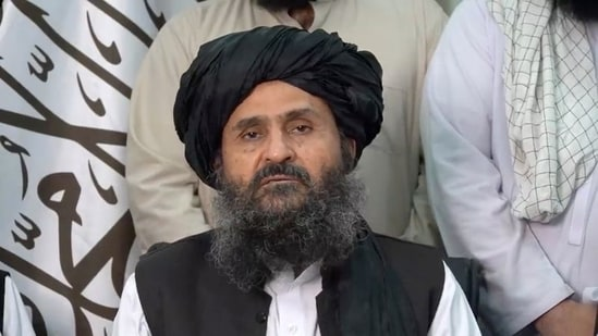 Baradar, who heads the Taliban's political office, will be joined by Mullah Mohammad Yaqoob, the son of late Taliban founder Mullah Omar, and Sher Mohammad Abbas Stanekzai, in senior positions in the government(Via REUTERS)