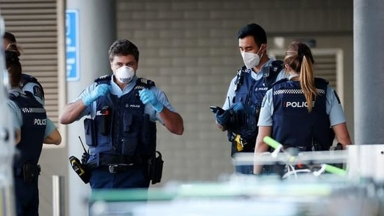 """The """"terrorist"""" was killed within 60 seconds of beginning the attack, New Zealand's prime minister said. (File Photo)"""