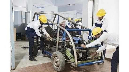 GLA University is bridging the skill gap in the engineering industry.