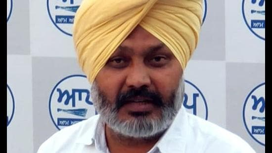 AAP demands 15-day Punjab assembly session
