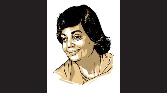 Author Jyoti Jafa (Illustration: Mohit Suneja)