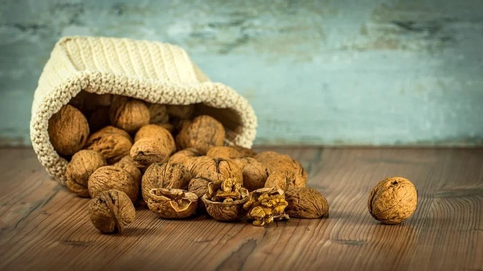 Walnuts(Pixabay)
