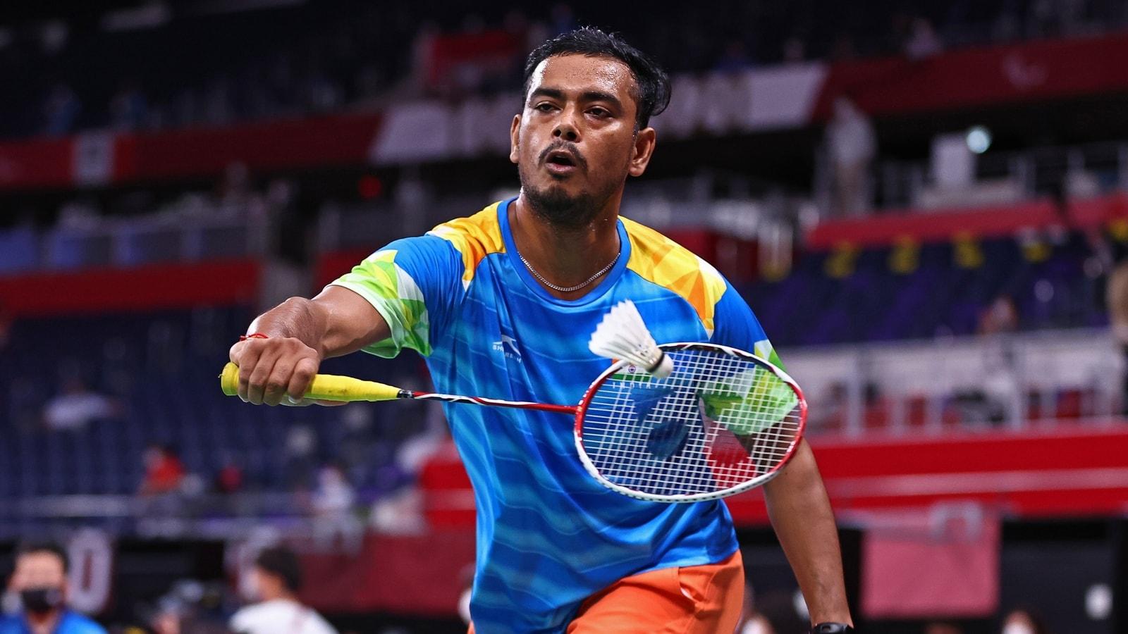 Tokyo Paralympics: India's Manoj Sarkar wins bronze in men's singles (SL3)  badminton event   Olympics - Hindustan Times