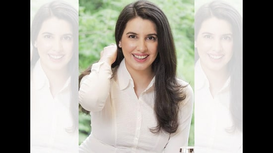 Anahita quit her full-time job at a restaurant and is working on her book titled The Parsi Kitchen