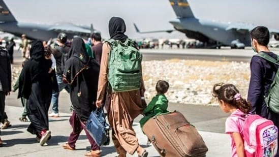 The UN's refugee agency (UNHCR) has said that up to 500,000 Afghans could escape by the year-end.