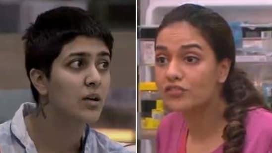 Divya Agarwal and Moose Jattana were seen having an argument on the latest promo of Bigg Boss OTT.