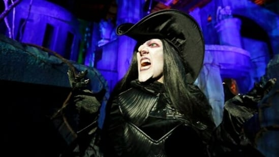 Universal Orlando Resort's Halloween Horror Nights opens for screams after absence(AP)
