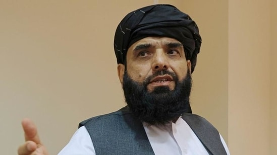 Taliban spokesman Suhail Shaheen said the US military withdrawal from Afghanistan was the end of one 'chapter' in the country's history.(File Photo)