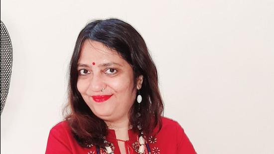 Neelam Saxena Chandra, additional divisional railway manager (ADRM), Pune railway division (HT PHOTO)