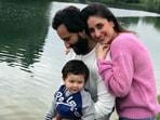 Kareena Kapoor and Saif Ali Khan often visited London before the pandemic.