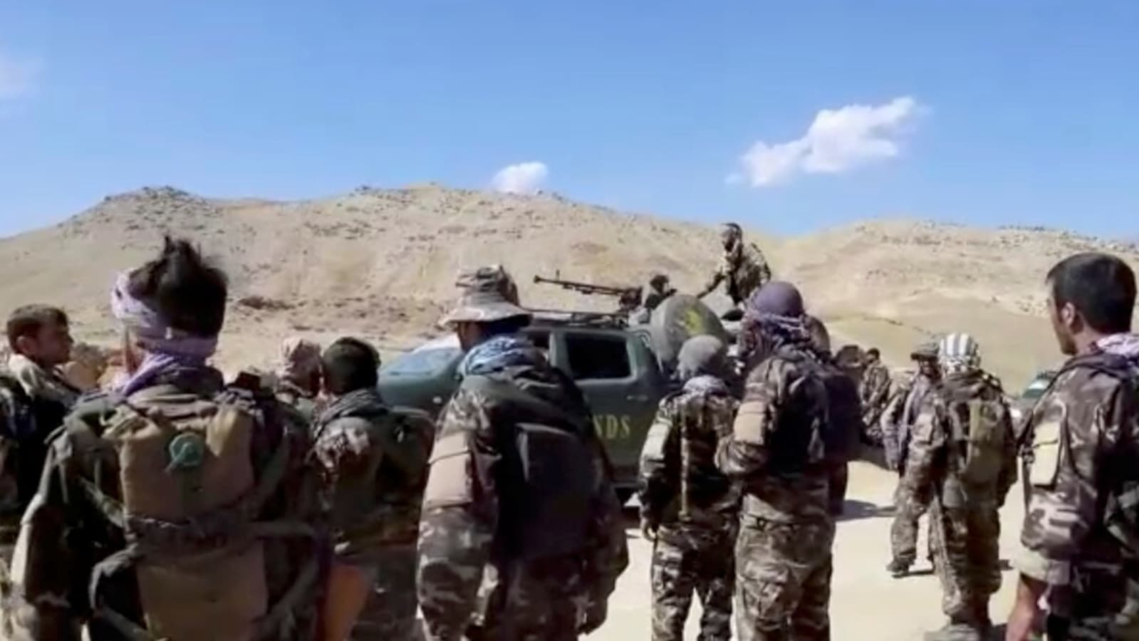 About 600 Taliban killed in Afghanistan's Panjshir, claim resistance forces