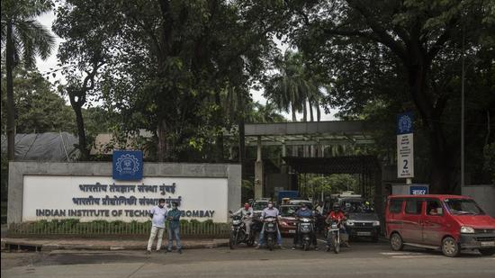 IIT-Bombay. (HT PHOTO)