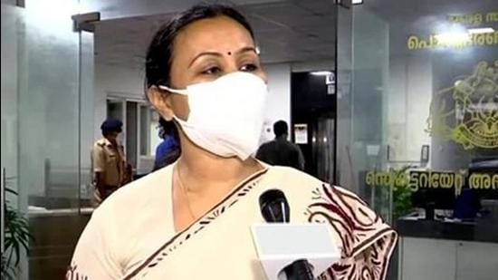 Kerala health minister Veena George confirmed that one boy died of Nipah virus in Kerala's Kozhikode district on Sunday morning. (HT photo)