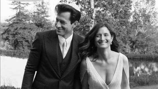 Mark Ronson and Grace Gummer got engaged in June this year.