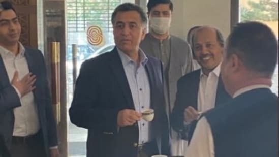 ISI chief Faiz Hameed's visit to Kabul was not kept under wraps.