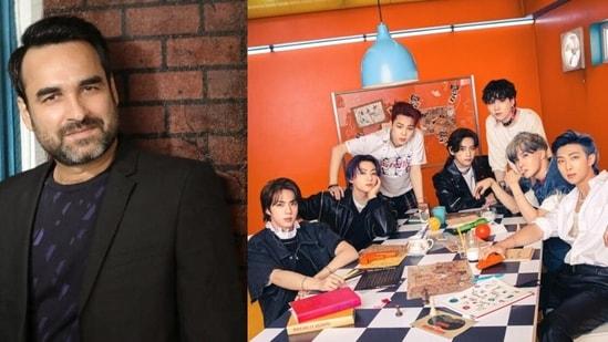 Pankaj Tripathi revealed his daughter is a BTS, K-drama fan.