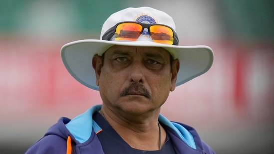 4 India support staff memebers in isolation after Shastri's positive lateral flow test(AP)